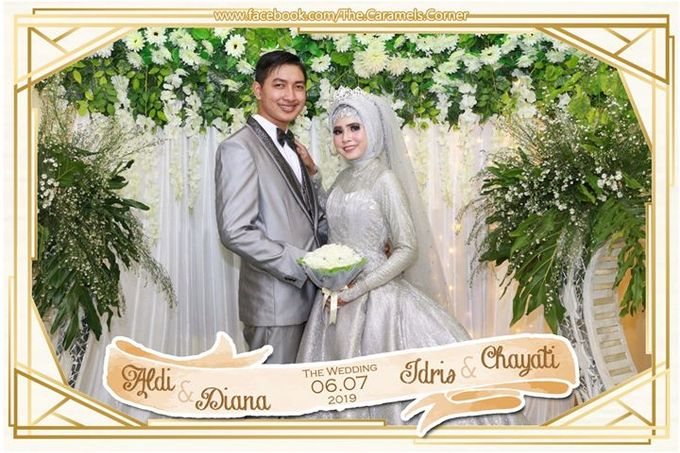 Aldi & Diana - Idris & chayati Wedding party by The Caramel's Corner - 002