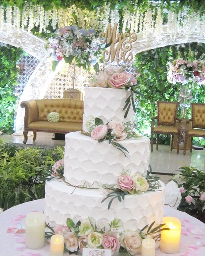 Real Wedding 2019 by RR CAKES - 023