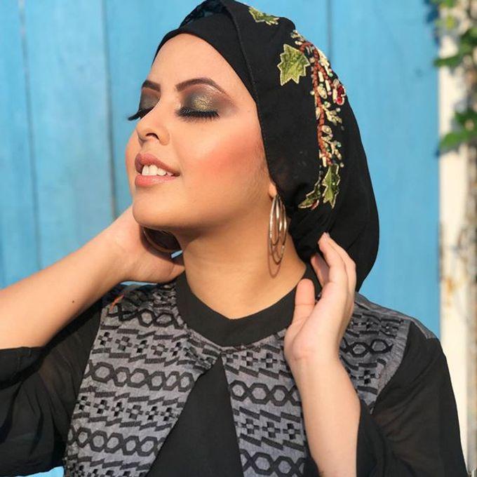 Hair & Makeup by Nakreze Mehndi - 020