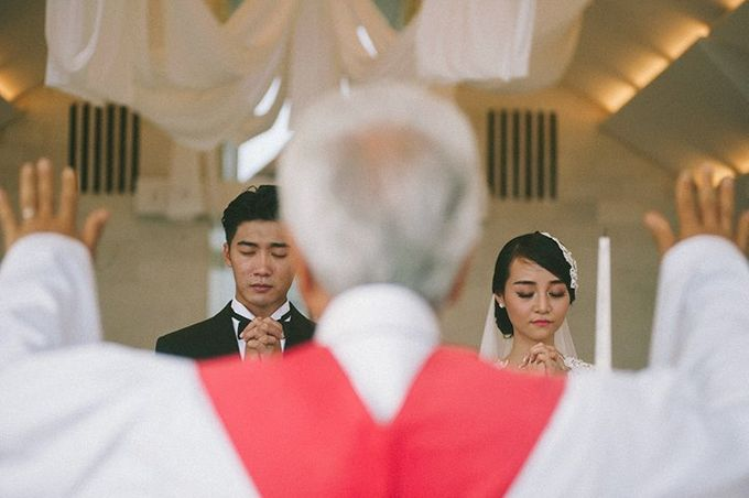 The Wedding W + J by Studio 8 Bali Photography - 022