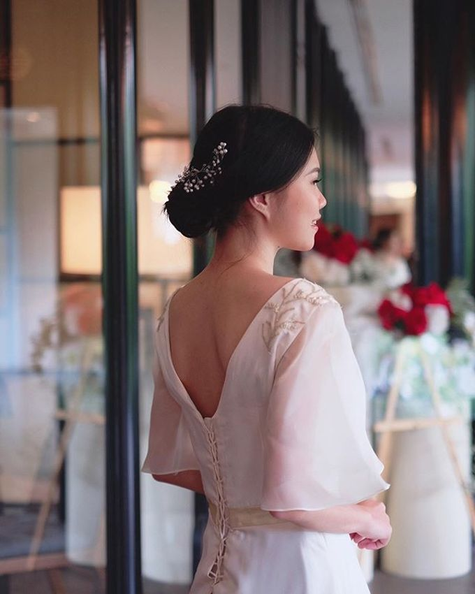 Wedding 2019 ( Part I )  by STILETTO PAGAR AYU - 021