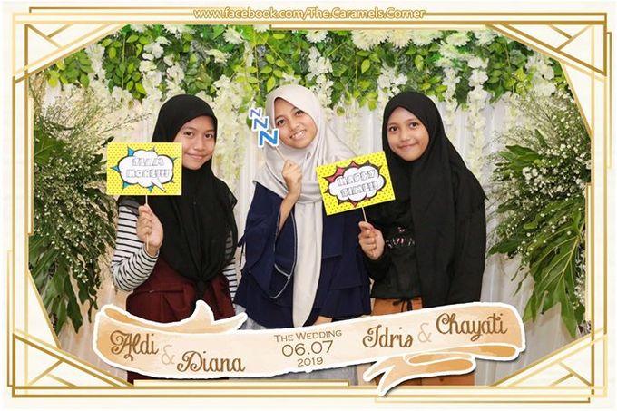 Aldi & Diana - Idris & chayati Wedding party by The Caramel's Corner - 010