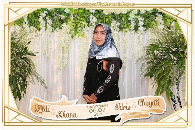 Aldi & Diana - Idris & chayati Wedding party by The Caramel's Corner - 020