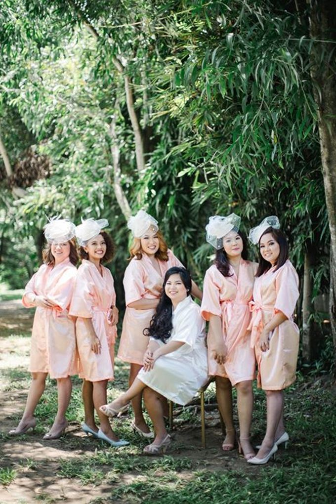 Wedding of Zed and Vana by Love And Other Theories - 041