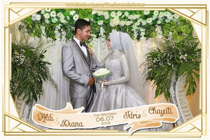 Aldi & Diana - Idris & chayati Wedding party by The Caramel's Corner - 001