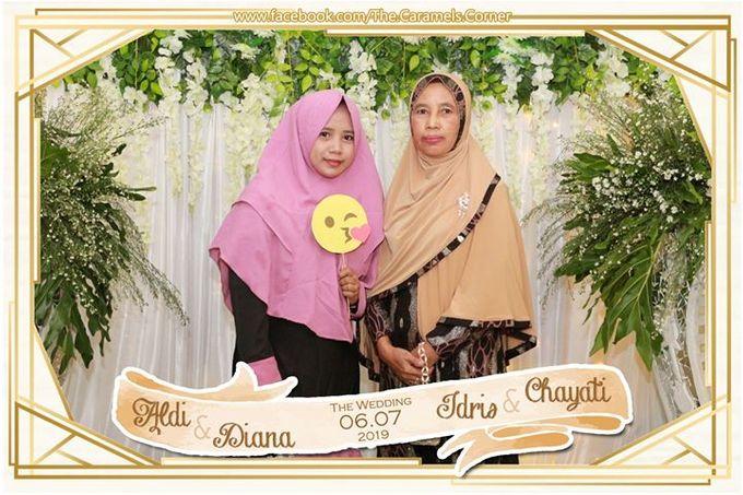 Aldi & Diana - Idris & chayati Wedding party by The Caramel's Corner - 045