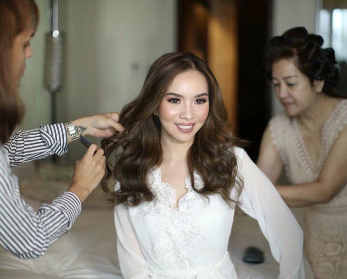 Bride Maite by SEKA Makeup Artist - 007