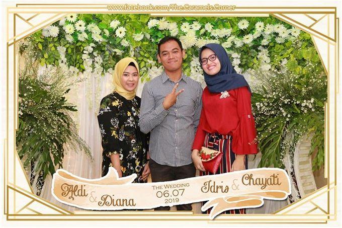 Aldi & Diana - Idris & chayati Wedding party by The Caramel's Corner - 013