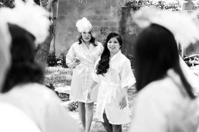 Wedding of Zed and Vana by Love And Other Theories - 032