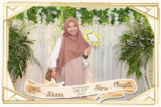 Aldi & Diana - Idris & chayati Wedding party by The Caramel's Corner - 017