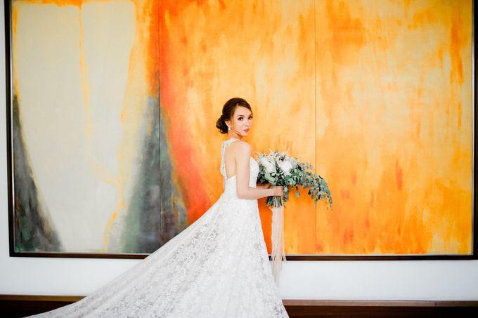 Bride Maite by SEKA Makeup Artist - 008