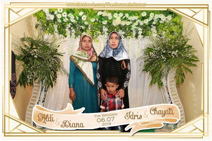 Aldi & Diana - Idris & chayati Wedding party by The Caramel's Corner - 015