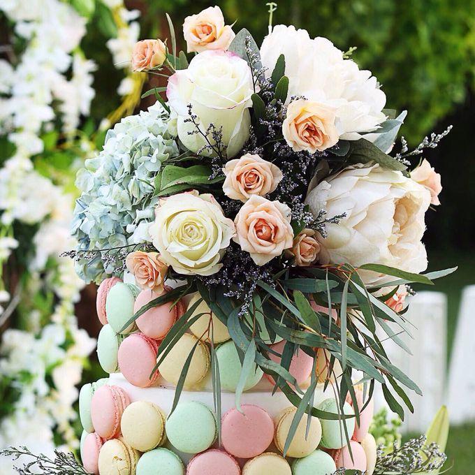 Event Flowers by Jasmine Florist - 009