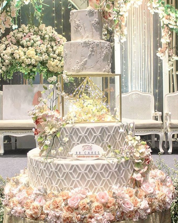 Real Wedding 2019 by RR CAKES - 013