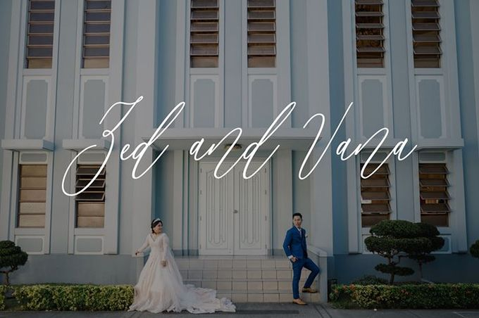 Wedding of Zed and Vana by Love And Other Theories - 001