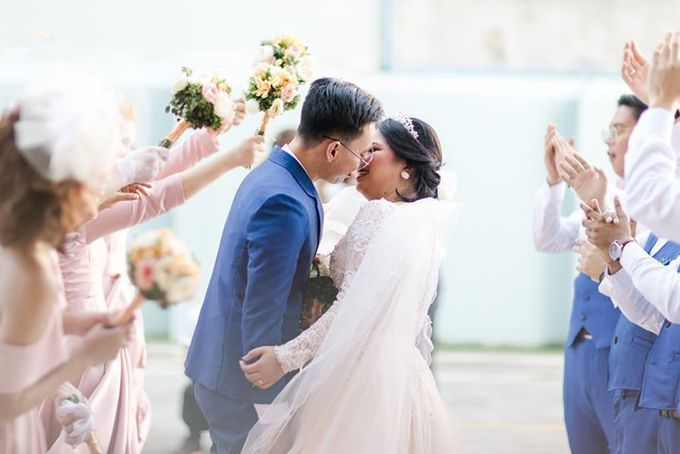 Wedding of Zed and Vana by Love And Other Theories - 006