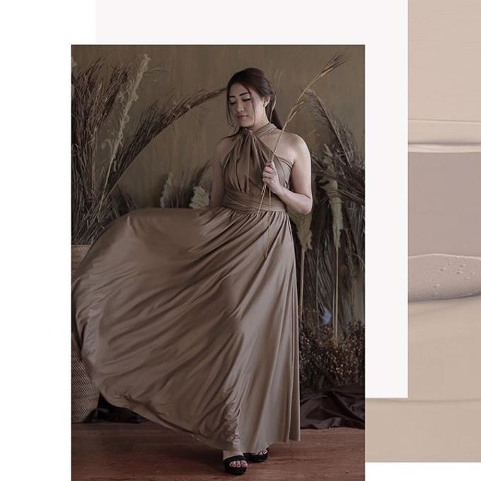 First Collection  by Gouter Official Bridesmaid - 005
