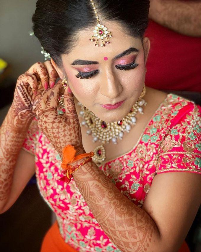 Make up by Natasha arya  by Natasha arya - 018