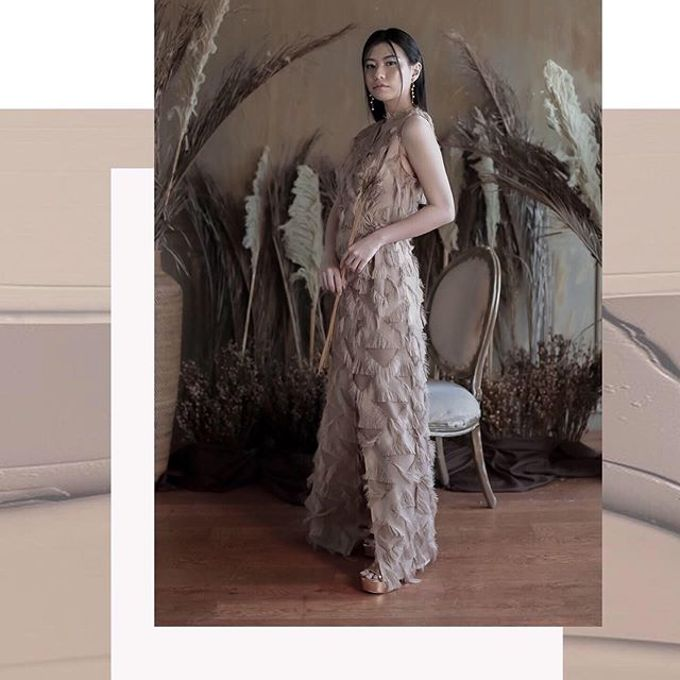 First Collection  by Gouter Official Bridesmaid - 014