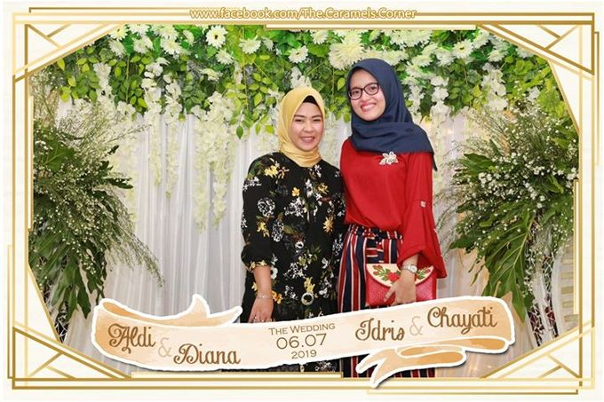 Aldi & Diana - Idris & chayati Wedding party by The Caramel's Corner - 012