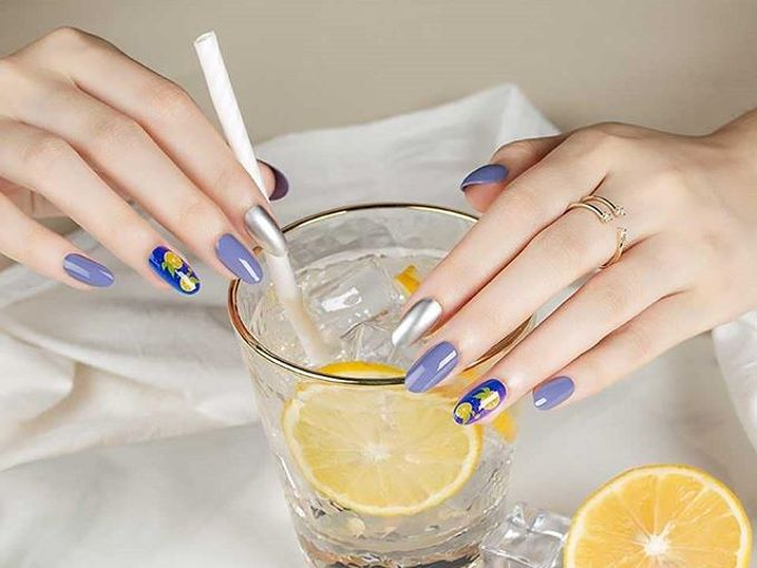 Nail Art Print by Stylemate Indonesia - 013
