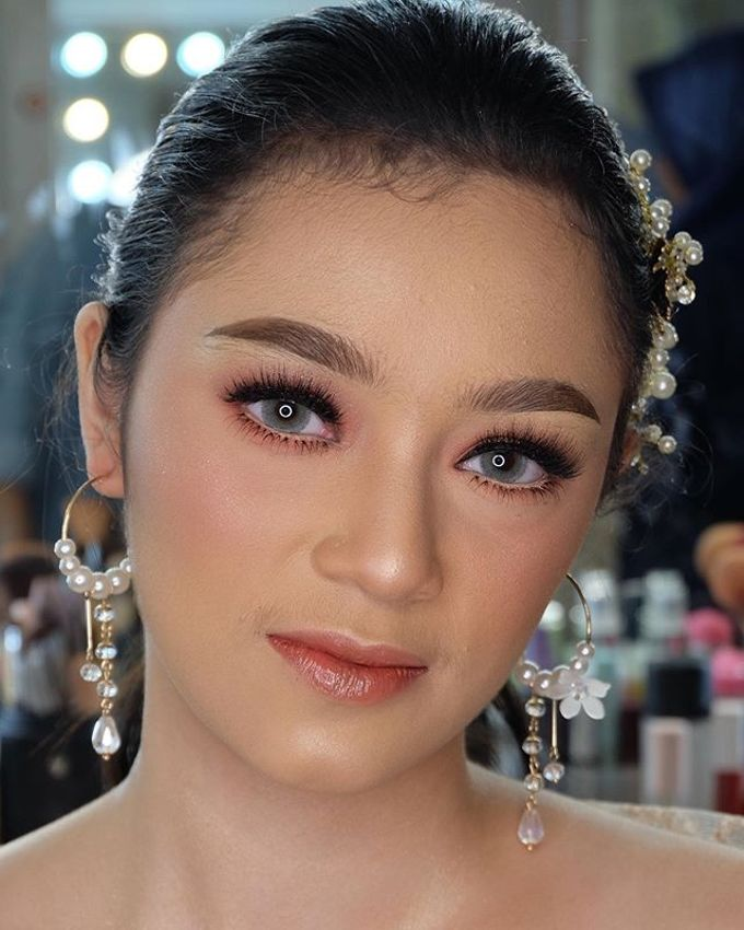 Wedding project by Zilla_dr make up - 030