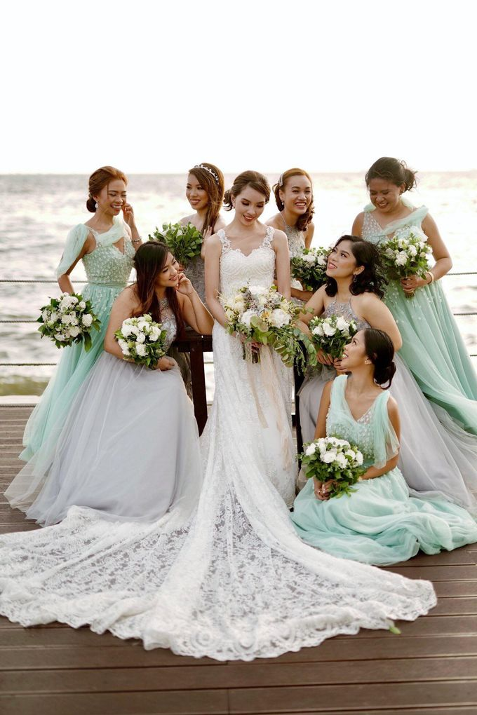 Bride Maite by SEKA Makeup Artist - 012