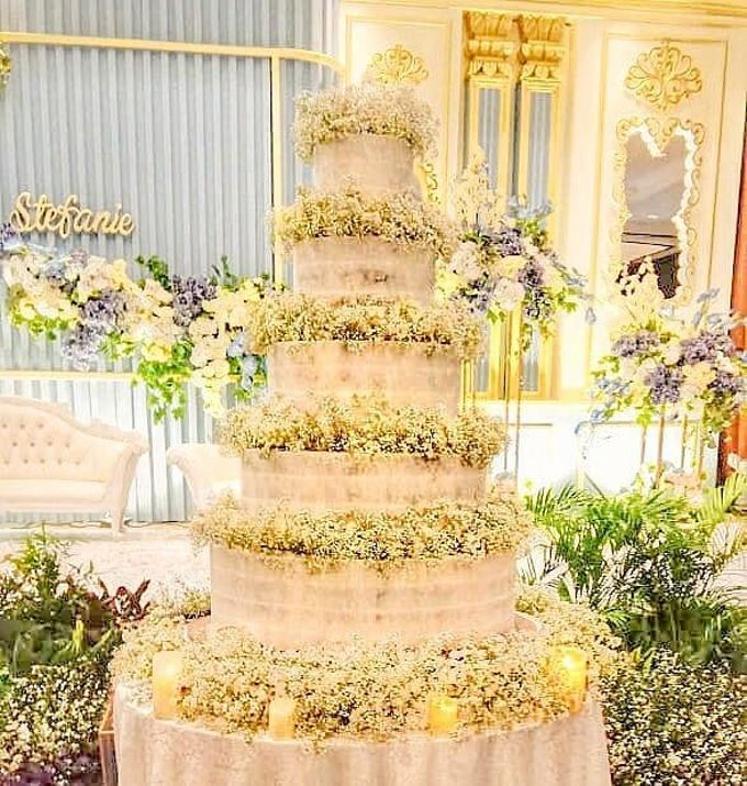 Real Wedding 2019 by RR CAKES - 018