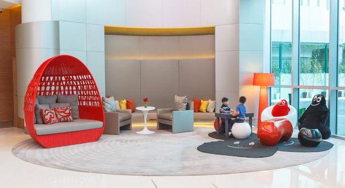 Lobby by Novotel Manila Araneta Center - 003