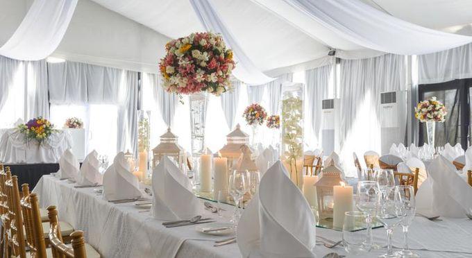 Wedding Arrangements by Novotel Manila Araneta Center - 002