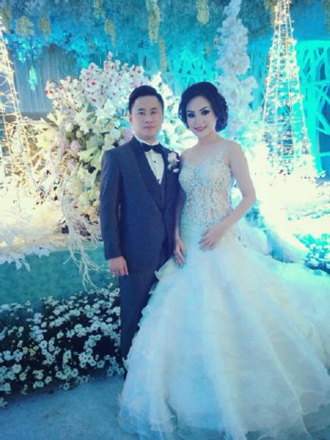 The Wedding Gown of Mee Djin Couture by Meedjin Couture - 004