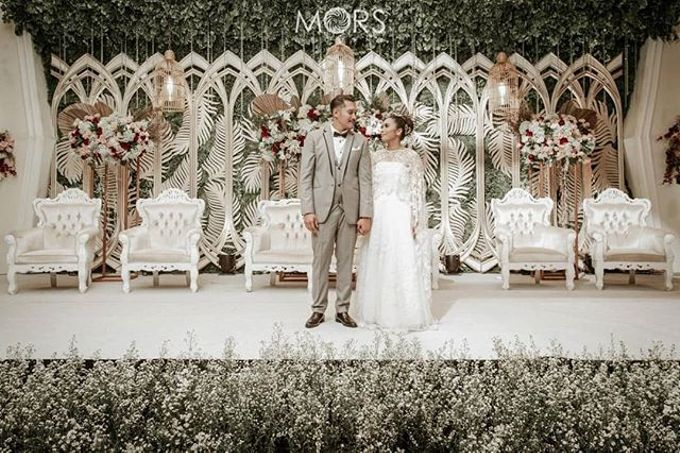 The Wedding of Aisya & Ivan by MORS Wedding - 005