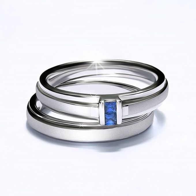 WEDDING RING by Lino and Sons - 003