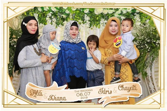 Aldi & Diana - Idris & chayati Wedding party by The Caramel's Corner - 036