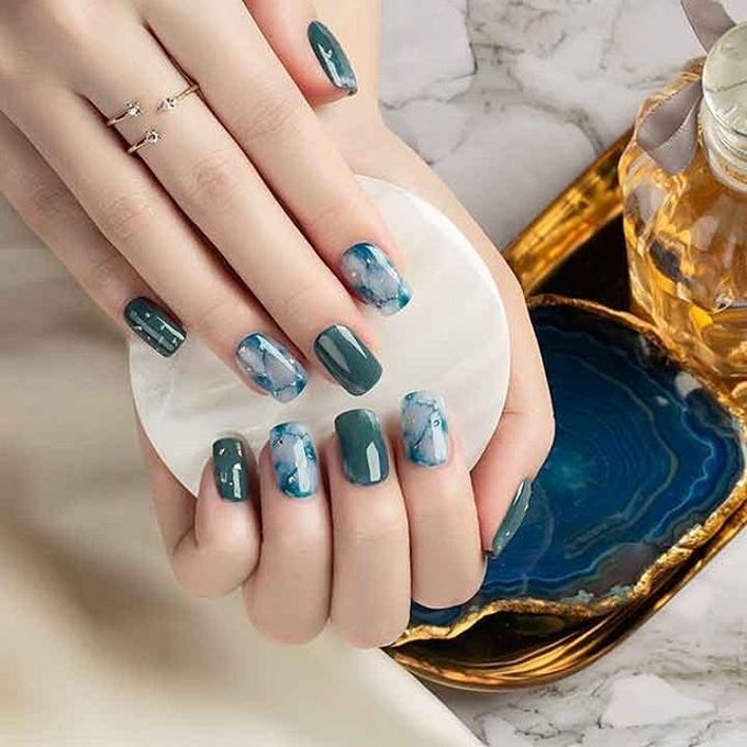 Nail Art Print by Stylemate Indonesia - 014