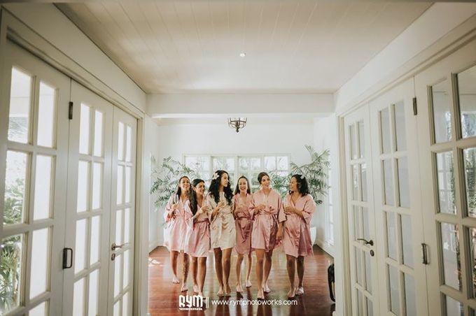 Josy & Titania Wedding Day by RYM.Photography - 009