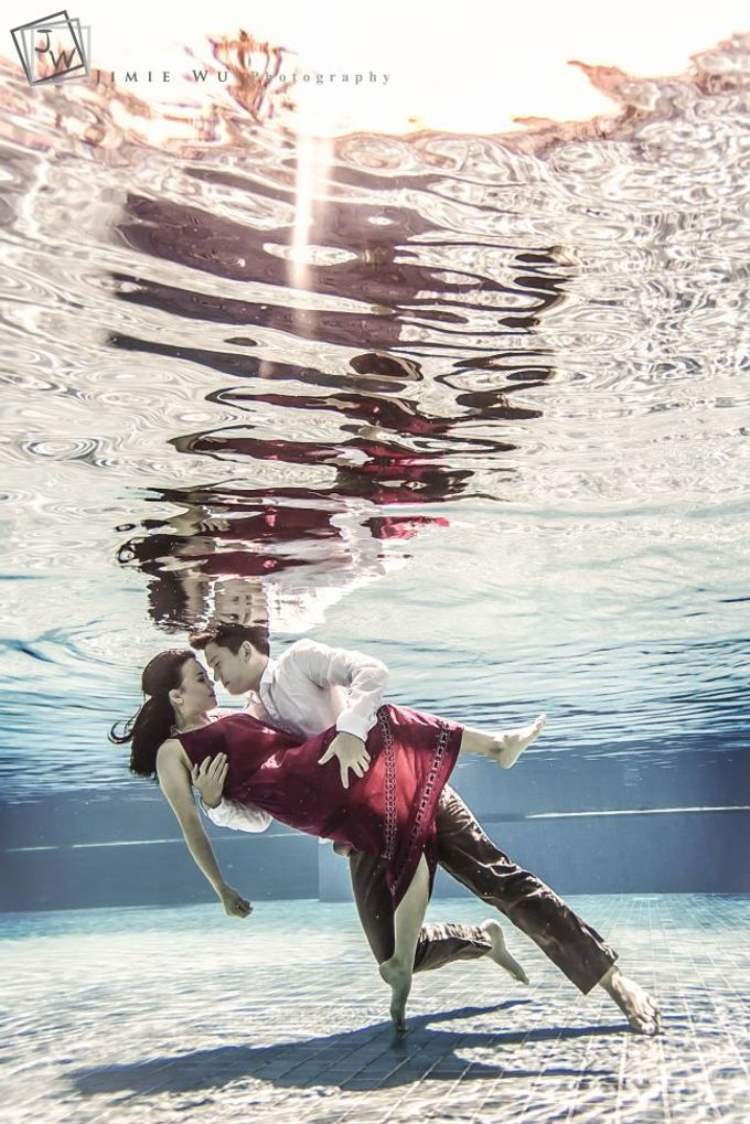 Underwater Prew by JimieWu Photography - 002