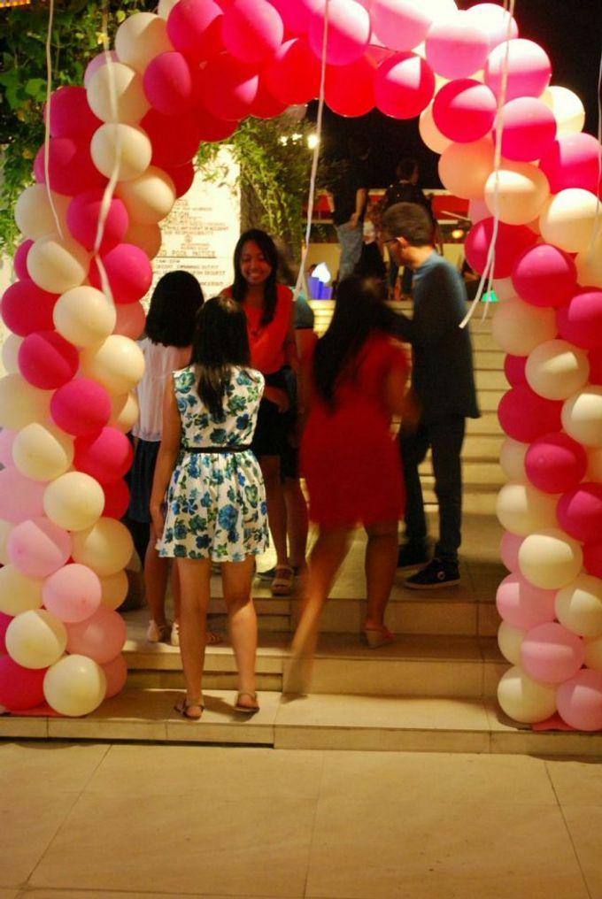 Party at rooftop by The Atanaya Hotel - 004