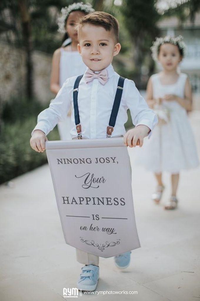 Josy & Titania Wedding Day by RYM.Photography - 023