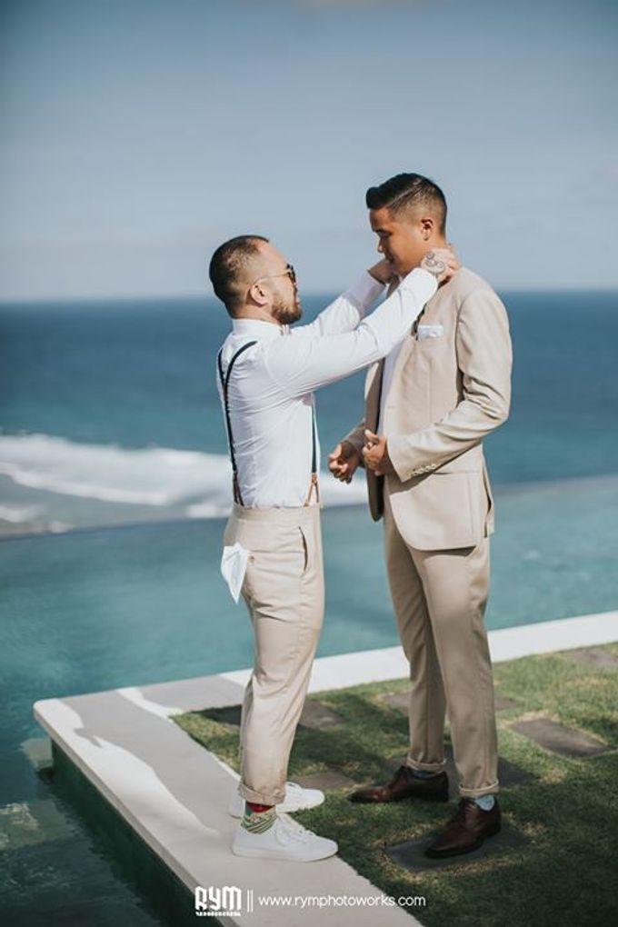 Josy & Titania Wedding Day by RYM.Photography - 045