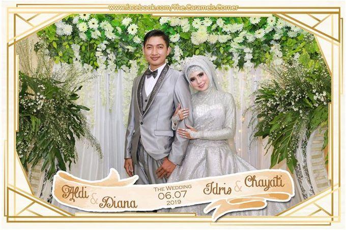 Aldi & Diana - Idris & chayati Wedding party by The Caramel's Corner - 005