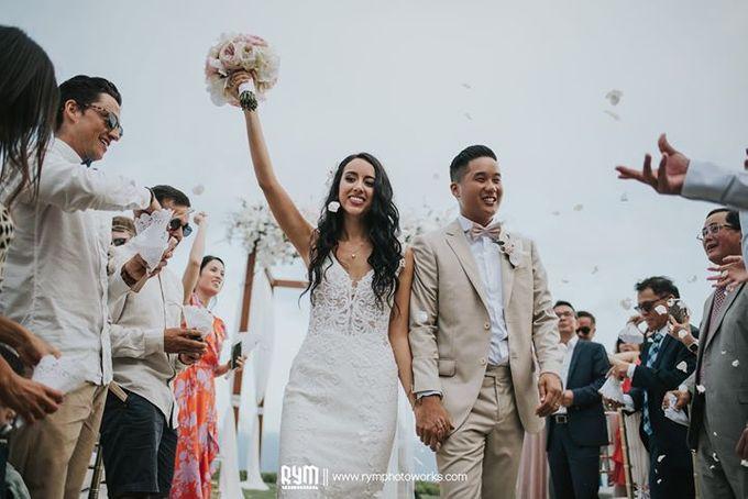 Josy & Titania Wedding Day by RYM.Photography - 029