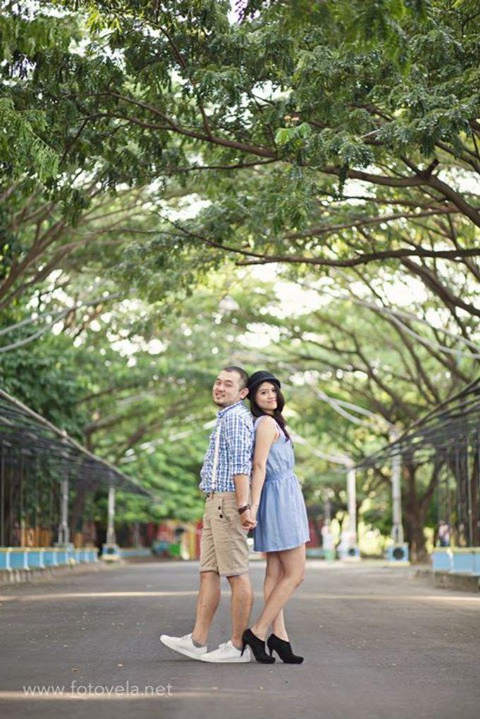 Felix & Farah Prewedding by fotovela wedding portraiture - 003