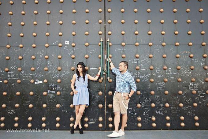 Felix & Farah Prewedding by fotovela wedding portraiture - 005