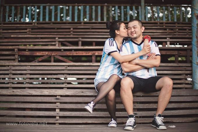 Felix & Farah Prewedding by fotovela wedding portraiture - 014