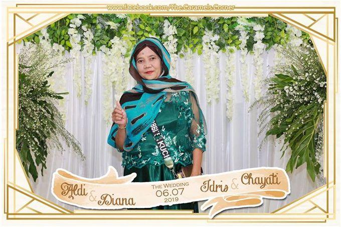 Aldi & Diana - Idris & chayati Wedding party by The Caramel's Corner - 041