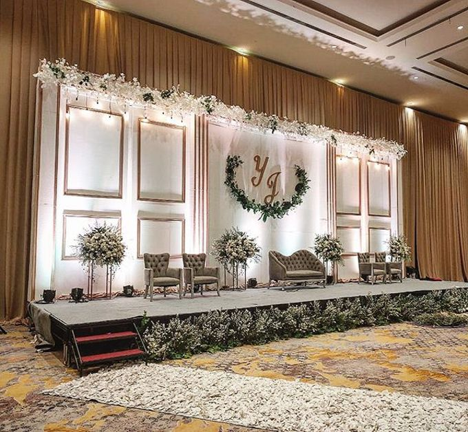Yohanes & Jessica by The Sultan Hotel & Residence Jakarta - 003