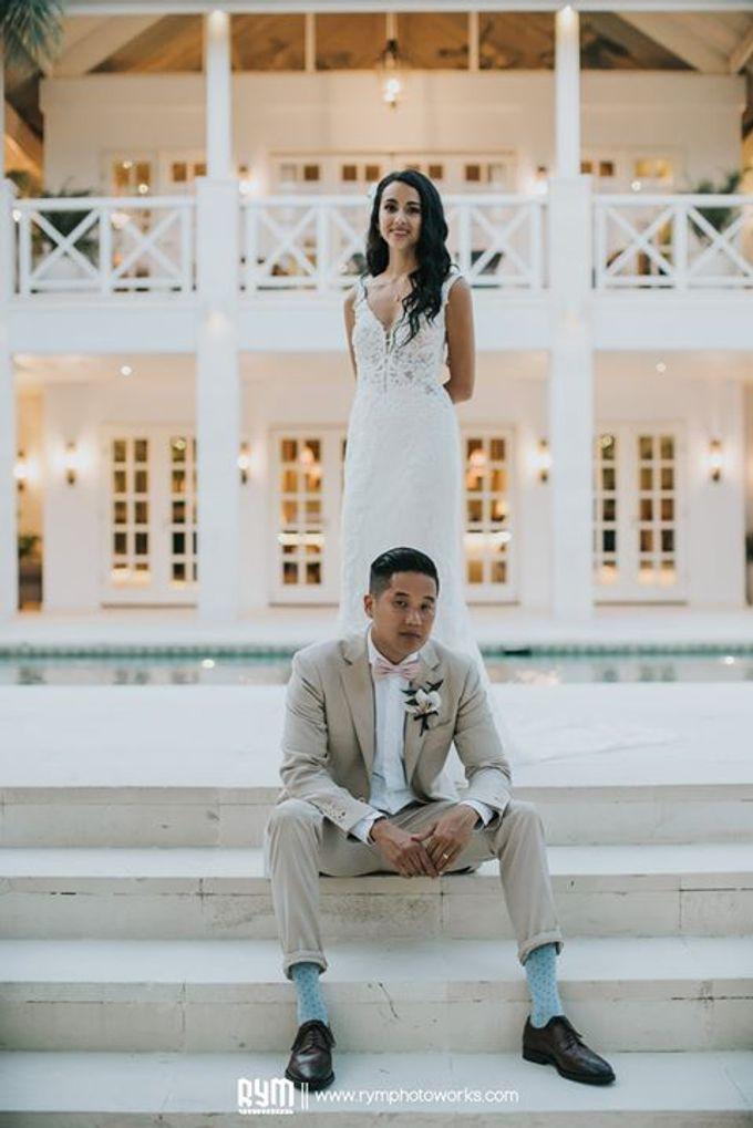 Josy & Titania Wedding Day by RYM.Photography - 028