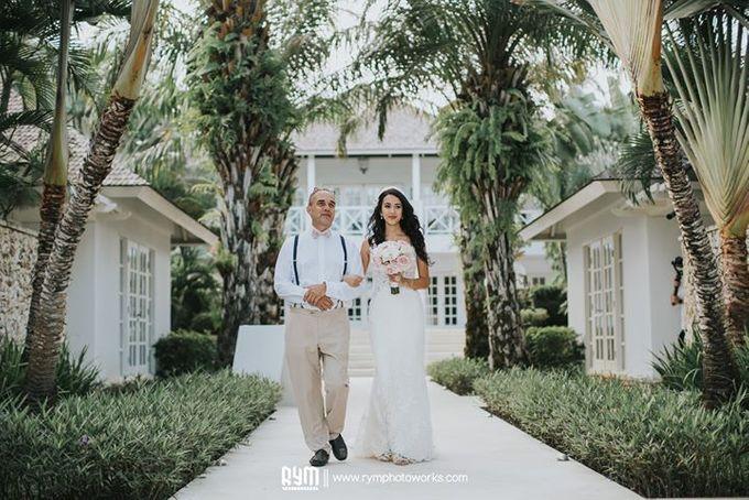 Josy & Titania Wedding Day by RYM.Photography - 022