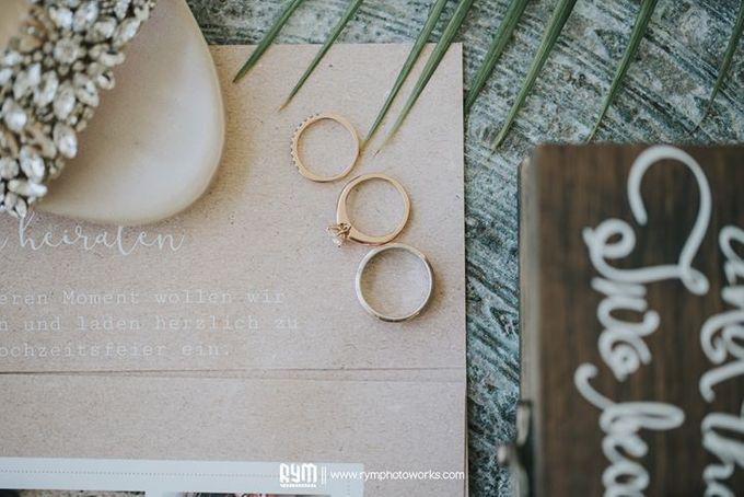 Josy & Titania Wedding Day by RYM.Photography - 005